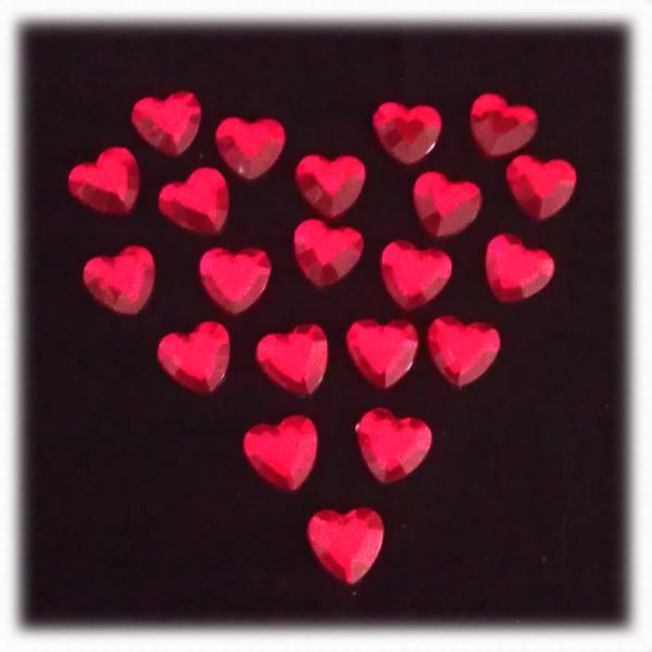 deco-petits-coeurs-rouge-diamant